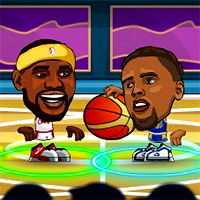 Basketball Legends Game Online kiz10