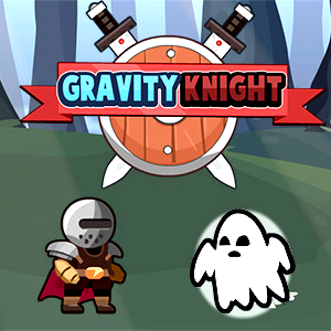 Gravity Knight Game Online kiz10