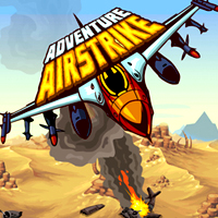 Adventure Airstrike Game Online kiz10