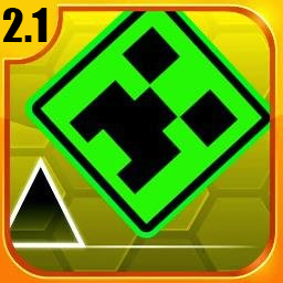 Geometry Dash 2.1 Game Online kiz10