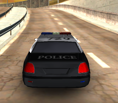 Police vs Thief Hot Pursuit Game Online kiz10