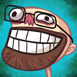 Trollface Quest: TV Shows Game Online kiz10