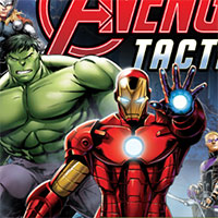 Marvel Avengers Tactics Game Online kiz10