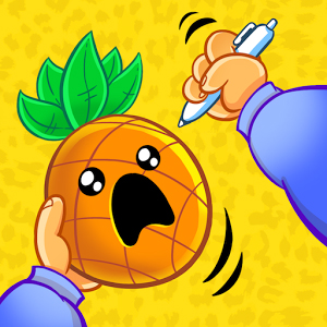 Super Pineapple Pen Game Online kiz10