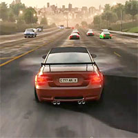Highway Racing Online Game Online kiz10