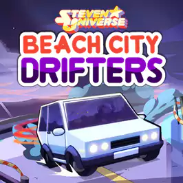 Beach City Drifters Game Online kiz10
