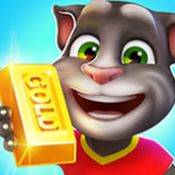 Talking Tom Gold Run Game Online kiz10