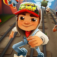 Subway Surf Game Online kiz10