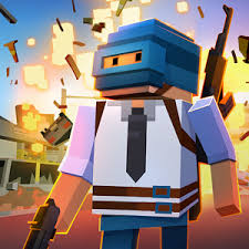 Pixel Battle Royale Game Online kiz10