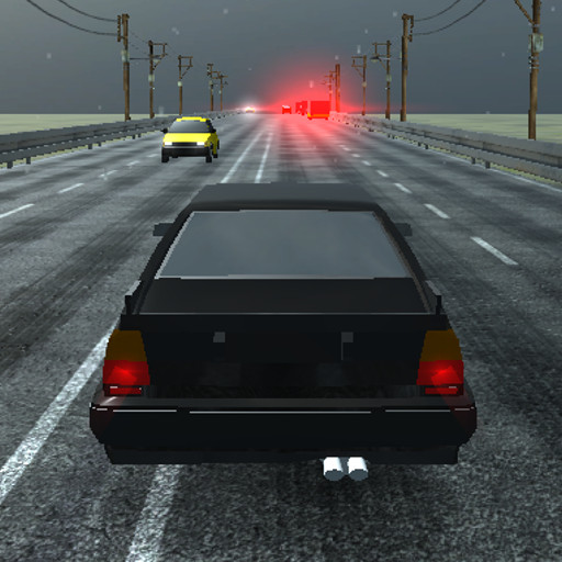 Highway Traffic Game Online kiz10