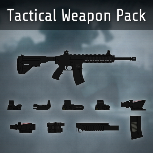 Tactical Weapon Pack Game Online kiz10