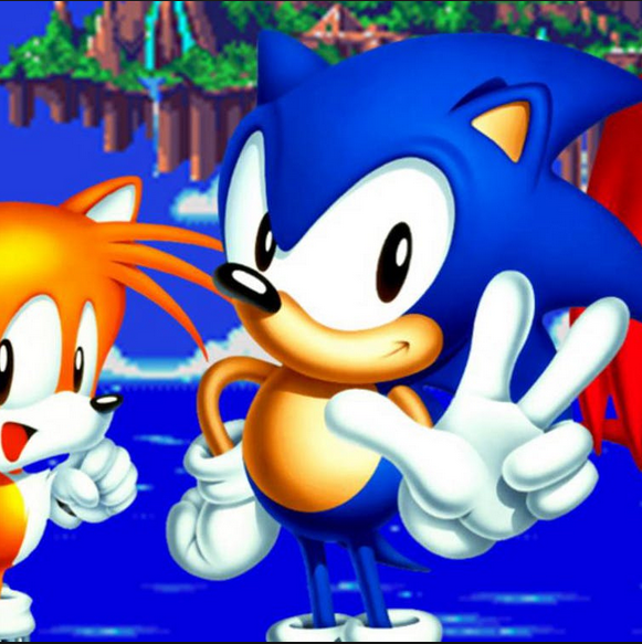 Sonic 3 & Knuckles: The Challenges Game Online kiz10
