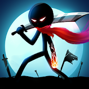 Stickman Ninja Dash Game Online kiz10