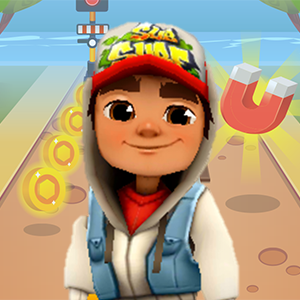 Subway Runner Game Online kiz10