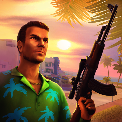 GTA Miami Crime Simulator 3D Game Online kiz10