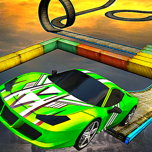 Impossible Stunts Cars 2019 Game Online kiz10