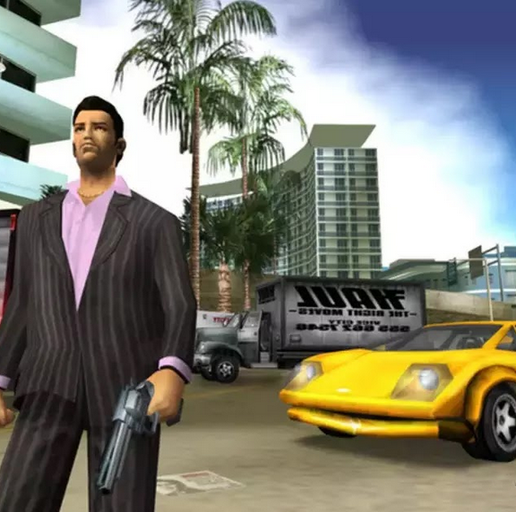 GTA: Big City 3D Cars Game Online kiz10