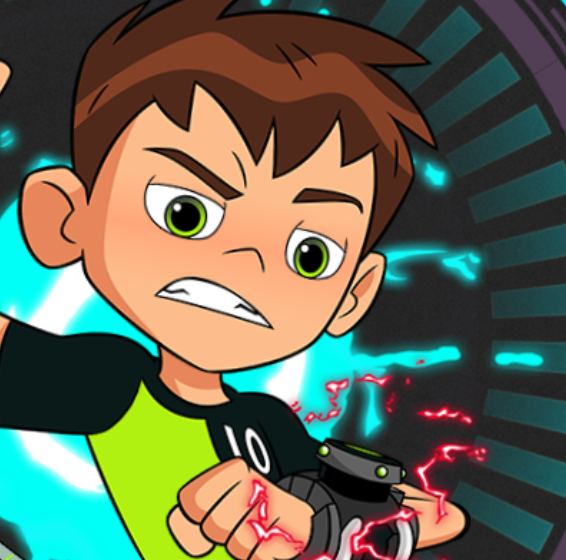 Ben 10: Omnitrix Glitch Game Online kiz10