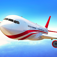 Boeing Flight Simulator 3D Game Online kiz10