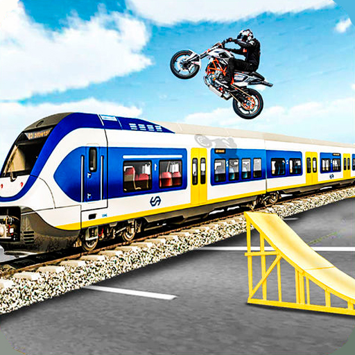 Highway Traffic Bike Stunts Game Online kiz10