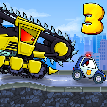 Car Eats Car 3 - Evil Cars Game Online kiz10