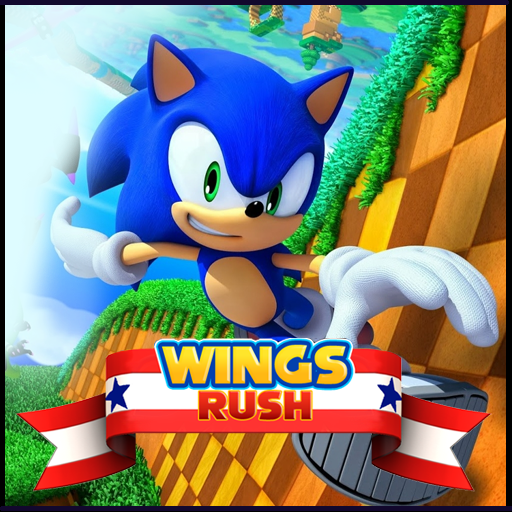 Sonic Dash Game Online kiz10