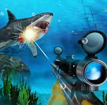 SHARK HUNTER 2 Game Online kiz10