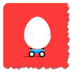 Eggs & Cars: Dont Drop the Egg!