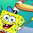 Spongebob and pizzas Game Online kiz10