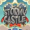 Stormy castle Game Online kiz10