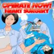 Operate now: heart surgery Game Online kiz10