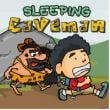 sleeping-caveman