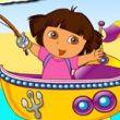 Game Dora Fishing Adventure Games