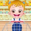 Baby Hazel In Kitchen Game Online kiz10