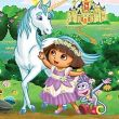 Dora And Unicorn King Game Online kiz10