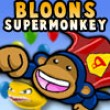 Bloons Supermonkey Game Online kiz10