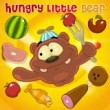 Hungry Little Bear Game Online kiz10