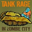 Tank Rage in Zombie City Game Online kiz10