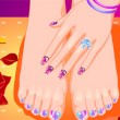 Style Your Feet Game Online kiz10