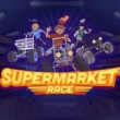Supermarket Race Game Online kiz10