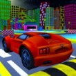 Toon Parking Game Online kiz10