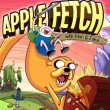 Adventure Time Apple Fetch Game Online kiz10