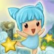 Cloudventure Game Online kiz10