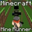 Minecraft: Mine Runner  Game Online kiz10