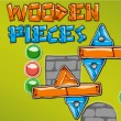 Wooden Pieces Game Online kiz10