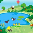 Garden Decor Game Online kiz10