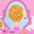 Baby Summer Braids Game Online kiz10