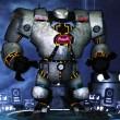 Game Proto Bat-Bot: Bot Battle for Gotham City