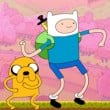 Adventure Time Amazing Race Game Online kiz10