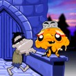 Monkey Go Happy Halloween  Game Online kiz10